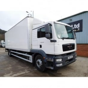TGM 18-250 4x2 Box Lorry 2011