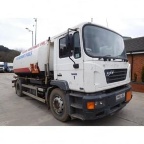 ECM 4x2 Fuel Tanker 2003 MANUAL GEARBOX