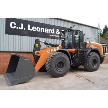 CASE 1121G Wheeled Loading Shovel.