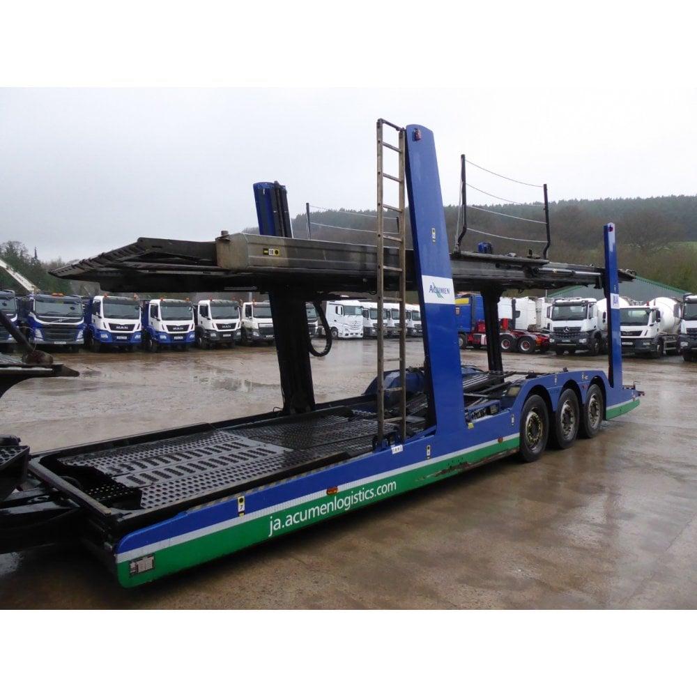 Daf Cf440 6 X 2 Lohr 11 Car Transporter 2015 Euro 6 Commercial Vehicles From Cj Leonard Sons Ltd Uk