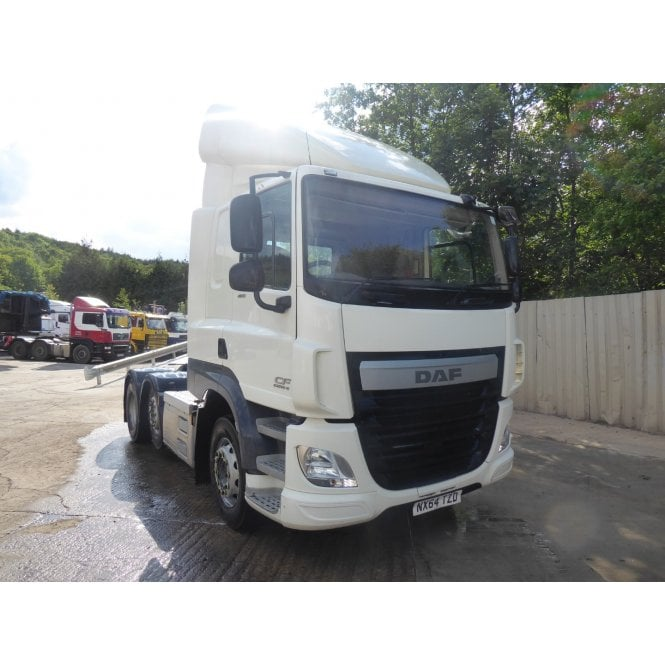 DAF CF460 6 x 2 Tractor Unit, Manual Gearbox, Euro 6, 2014
