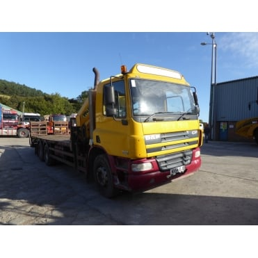 CF75.310 6 x 4 Beavertail+Crane 2004