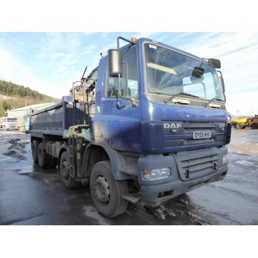 CF85.340 8 X 4 TIPPER GRAB 2005