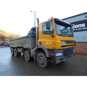 CF85.340 8x4 Steel Tipper 2006