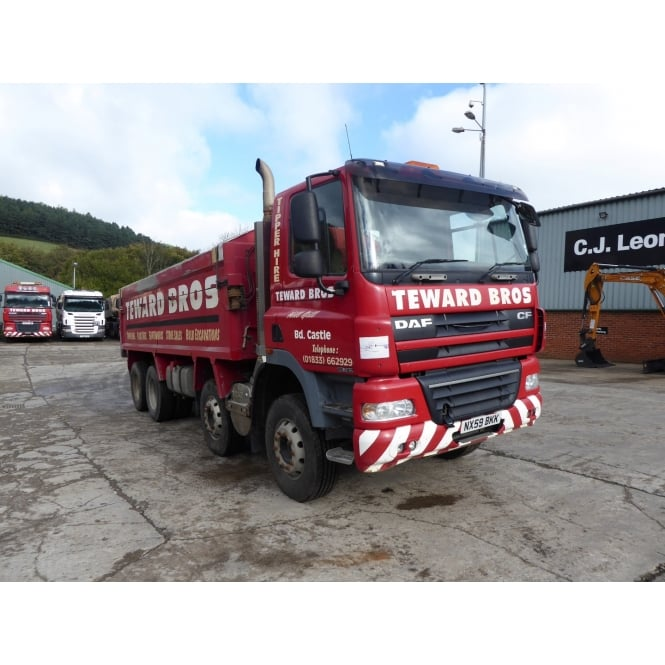 DAF DAF CF85.360 8 x 4 Tipper 2009 *** CHOICE ***