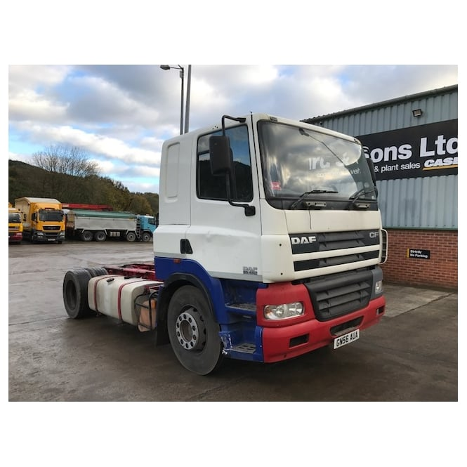 DAF CF85-430 4x2 Chassis Cab 2006