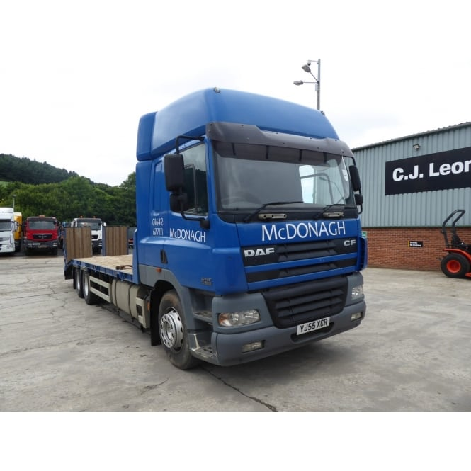 DAF CF85.430 6 x 2 Beavertail 2006