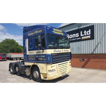 XF105-460 6x2 Tractor Unit 2010 **CHOICE**