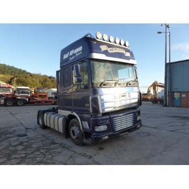 XF95-480 4x2 Tractor Unit 2005 MANUAL GEARBOX