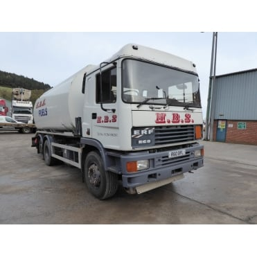 EC8-280 6x4 Fuel Tanker 1998 MANUAL GEARBOX **ADR SPEC**