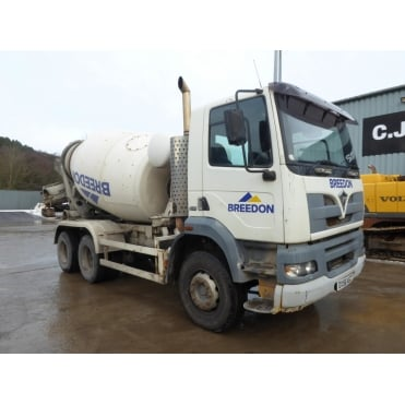 ALPHA 3000.400 6 X 4 CONCRETE MIXER 2006