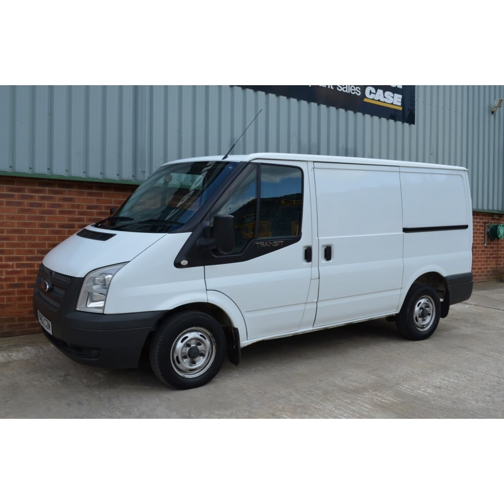 Swiss Vans Large Uk Ford: FORD Transit 100 T260SWB Panel Van.
