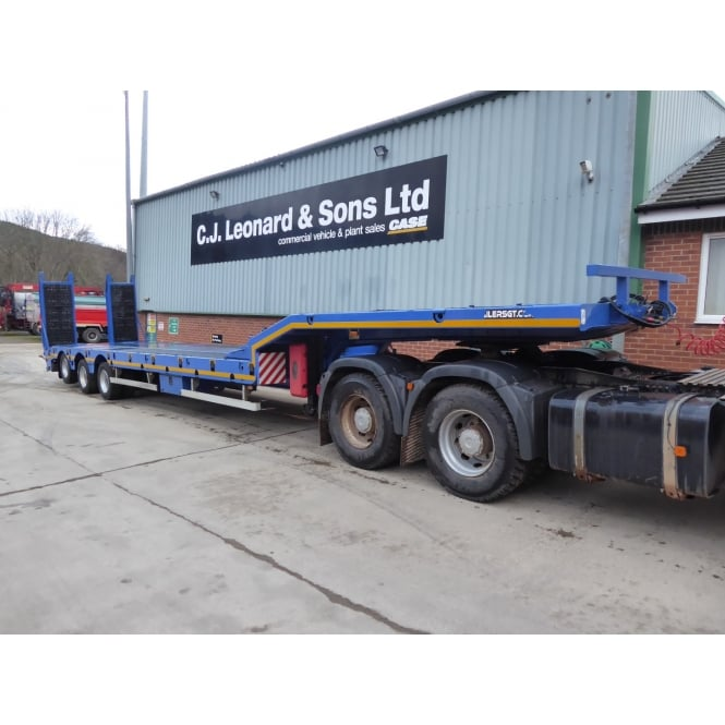 GT GLY3 Tri-Axle Low Loader Trailer 2016