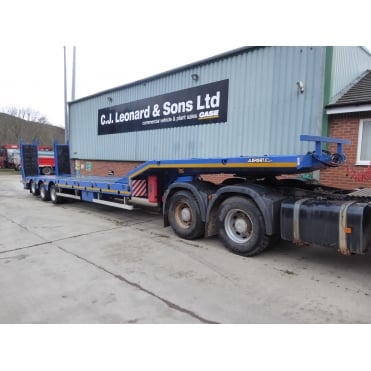 GLY3 Tri-Axle Low Loader Trailer 2016