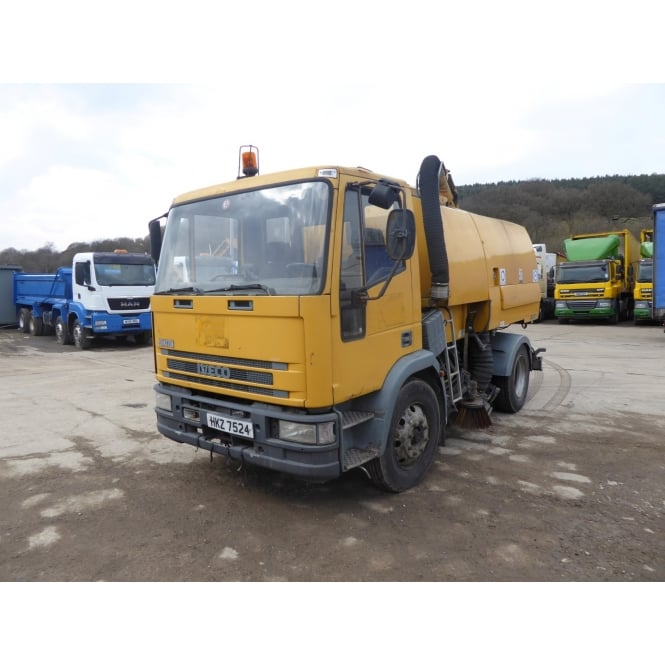 IVECO Eurocargo 130E1SK 4 x 2 Sweeper, Manual Gearbox 2004