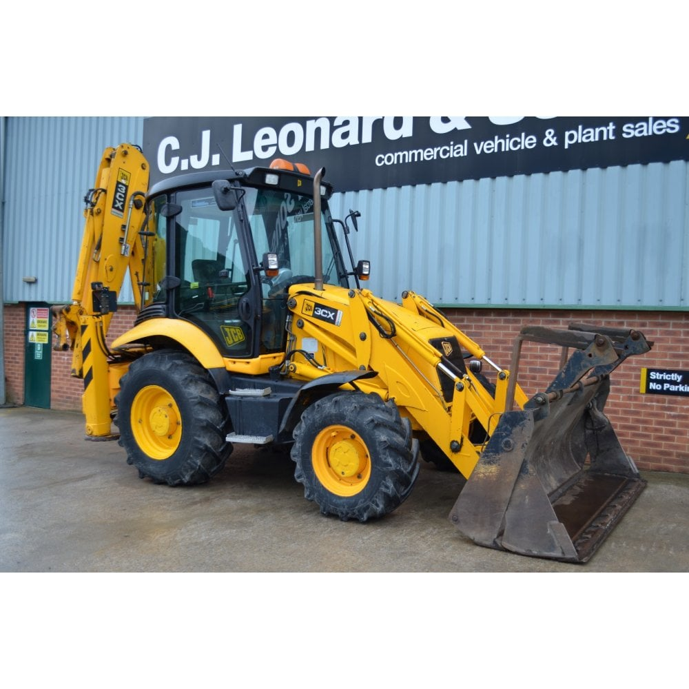 JCB JCB 3CX Contractor, Backhoe Loader