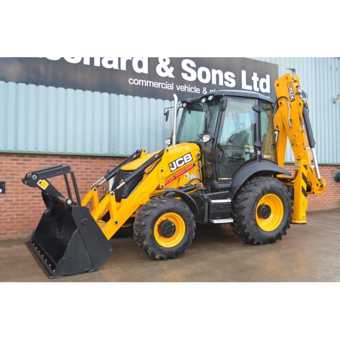 JCB 3CX Contractor Pro, Backhoe Loader.