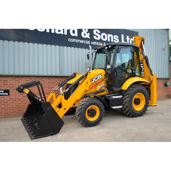 JCB 3CX Sitemaster, Backhoe Loader.