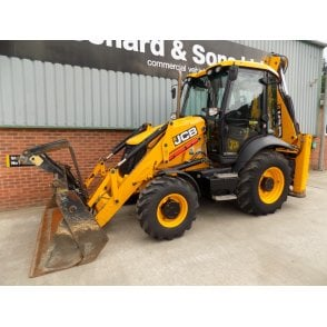 JCB 4CX Sitemaster Backhoe Loader  - Used Machines from CJ Leonard