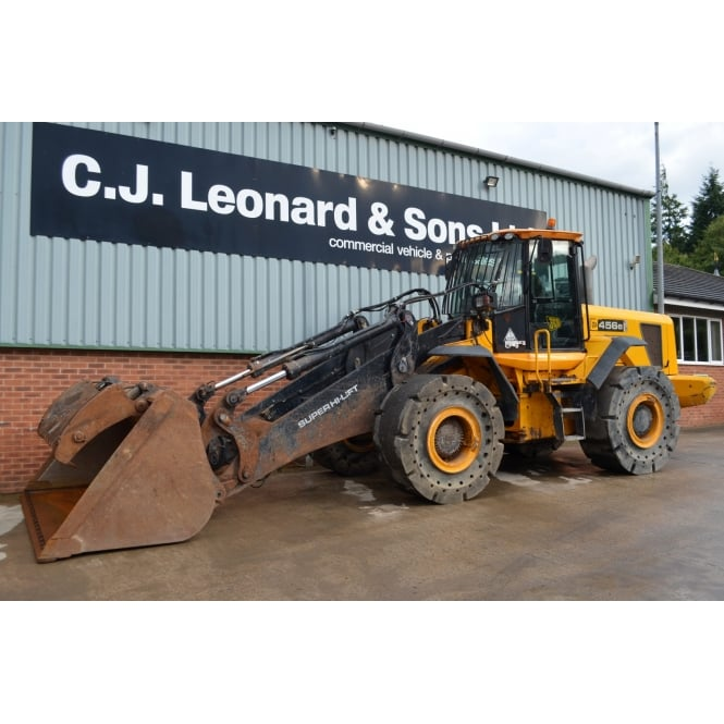 JCB 456E Wastemaster Loading Shovel.