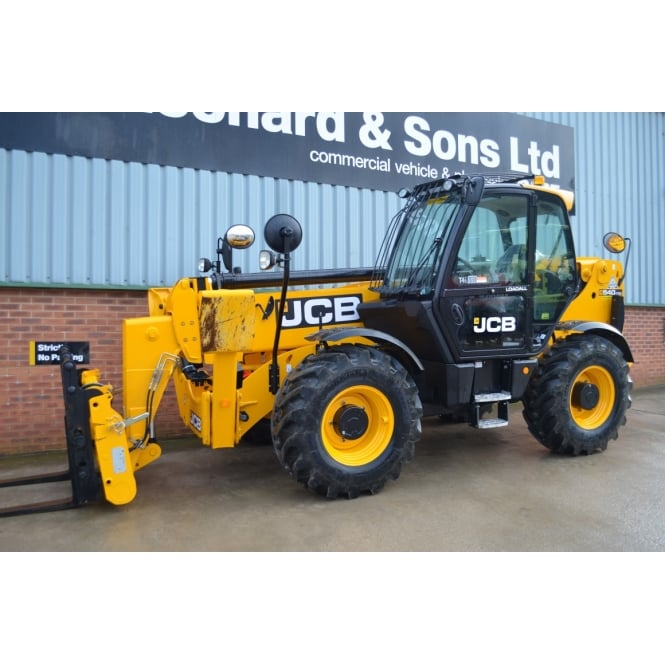 JCB 540-170 Telescopic Handler.