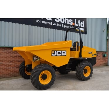 JCB 6 Ton FT Site Dumper.