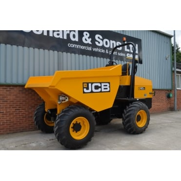 JCB 9 Ton FT Site Dumper.
