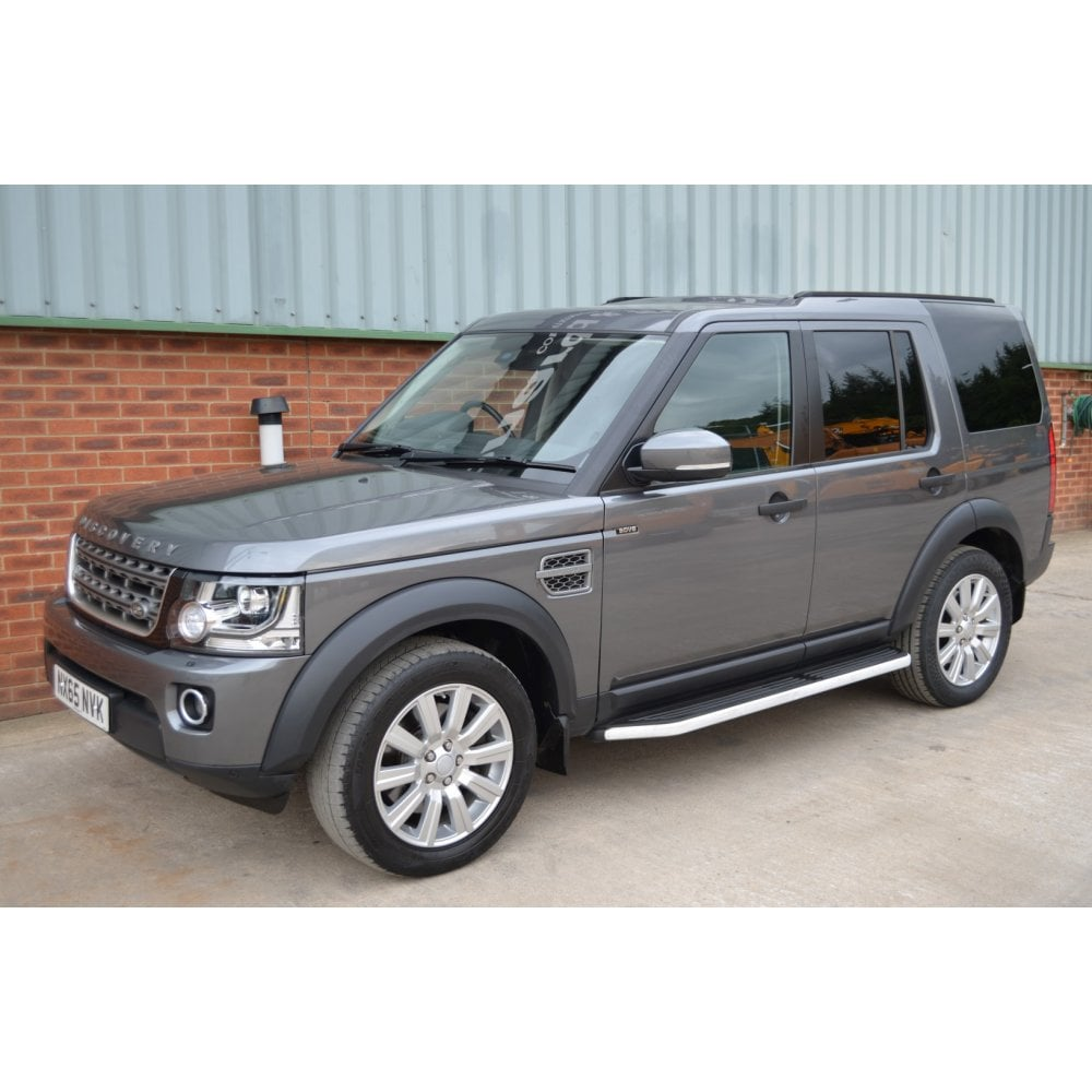 Land Rover Discovery 4 Sdv6 Commercial 4x4 Cars And Vans From Cj