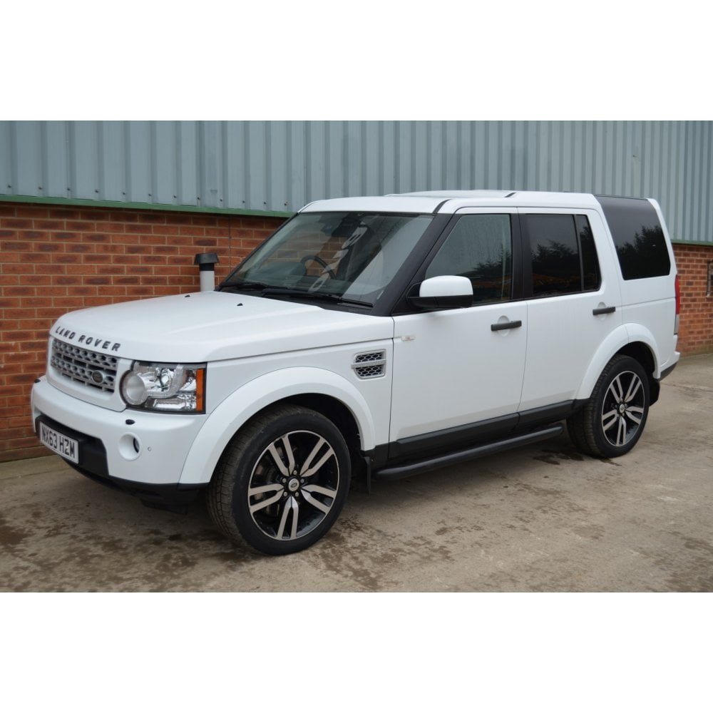 LAND ROVER DISCOVERY 4 SDV6 COMMERCIAL WITH REAR SEATS 4x4