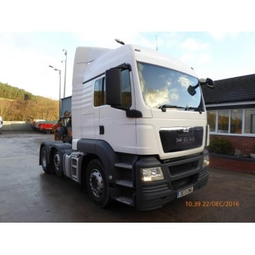 TGS 440 6x2 Tractor Unit 2013 **CHOICE**