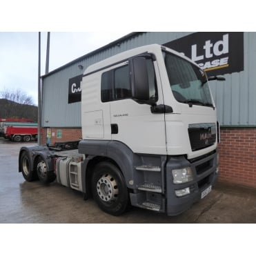 TGS24-440 6x2 Tractor Unit 2012