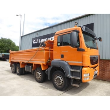 TGS35.400 8 x 4 Tipper 2014 *** CHOICE ***
