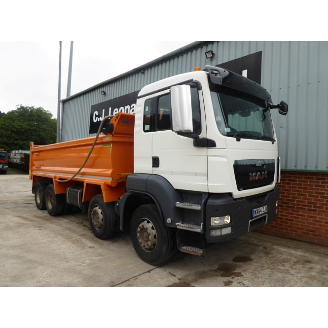 MAN TGS35.400 8 x 4 Tipper 2014 *** CHOICE ***