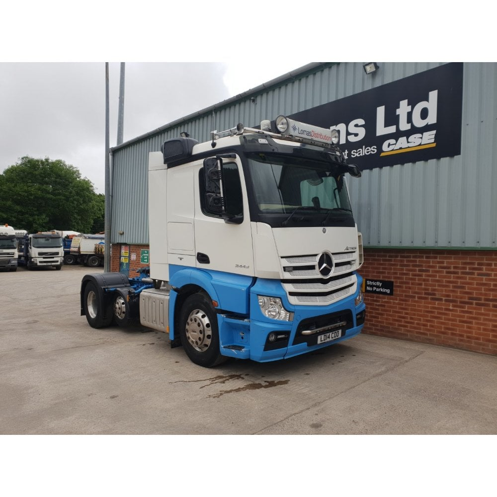 Actros 2443 6 x 2 Tractor Unit 2014