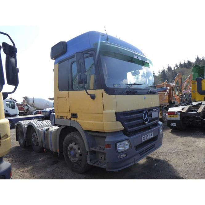 MERCEDES Actros 2544 6 x 2 Tractor Unit, Manual Gearbox 2006