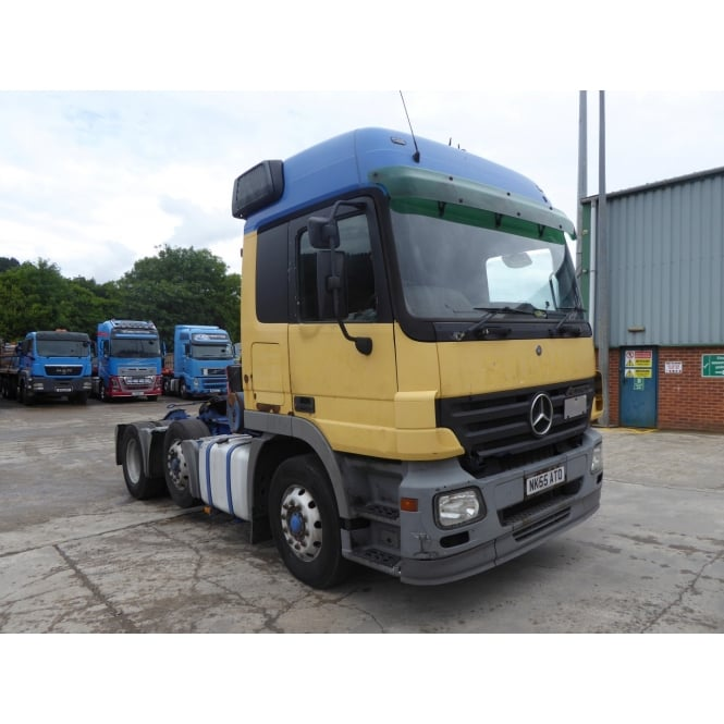 MERCEDES Actros 2544 6x2 Tractor Unit 2005 SEMI AUTOMATIC GEARBOX **CHOICE**