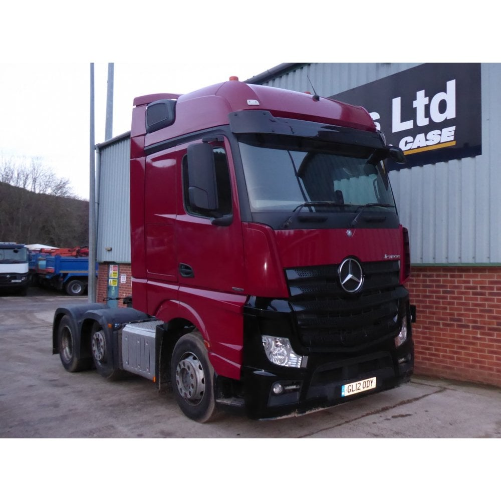 Mercedes Actros 2545 6 X 2 Tractor Unit 2012 Commercial Vehicles