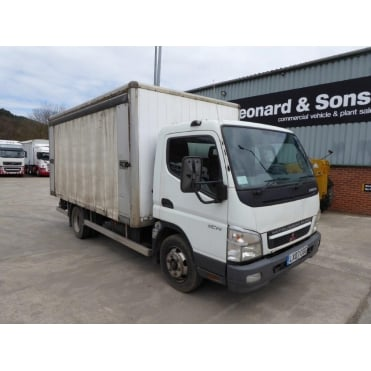Canter 7C14 4x2 Curtainside 2007 MANUAL GEARBOX