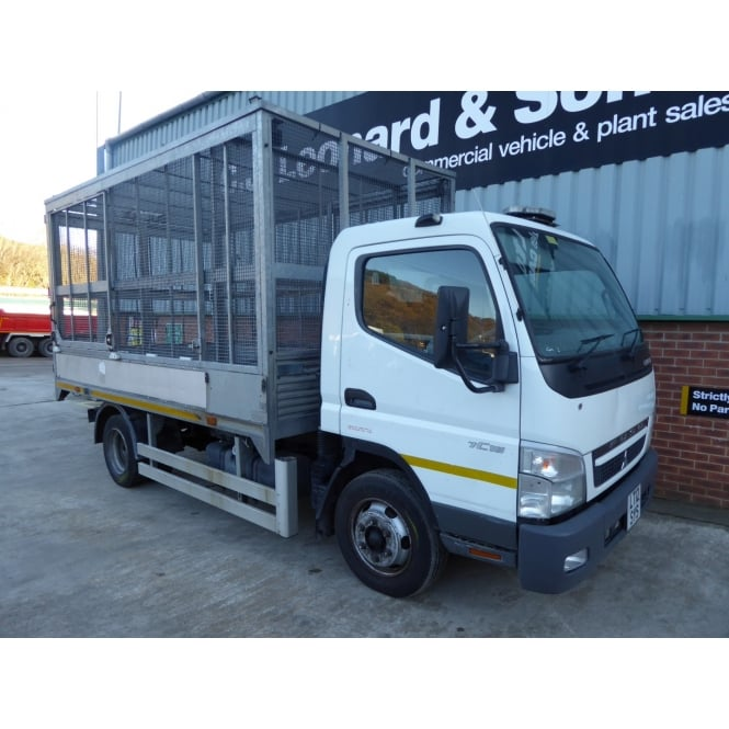 MITSUBISHI Canter 7C15 4x2 Tipper 2012 MANUAL GEARBOX