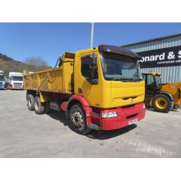 Premium 320 6x4 Tipper 2004 MANUAL GEARBOX