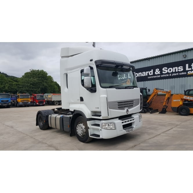 RENAULT Premium 430 DXi 4x2 Tractor Unit 2011 **CHOICE**