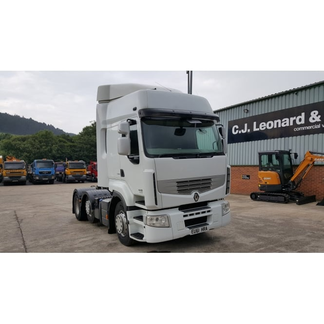 RENAULT Premium 460 DXi 6x2 Tractor Unit 2011 **CHOICE**