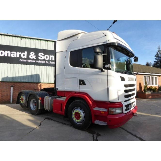 SCANIA G440 6x2 Tractor Unit Tag Axle 2011