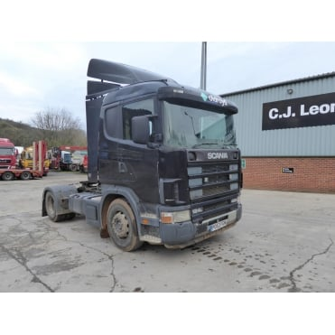 L420 4x2 Tractor Unit 2003 MANUAL GEARBOX