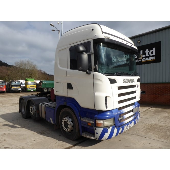 SCANIA R480 6 x 2 Tractor Unit 2006