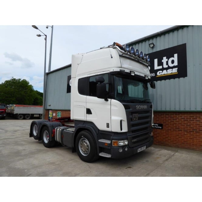SCANIA R620 V8 6x2 Griffin Spec