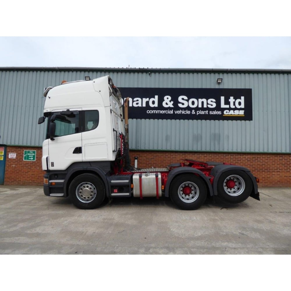 Fantastic SCANIA R620 V8 6x2 Griffin Spec - Commercial Vehicles from CJ  GF02