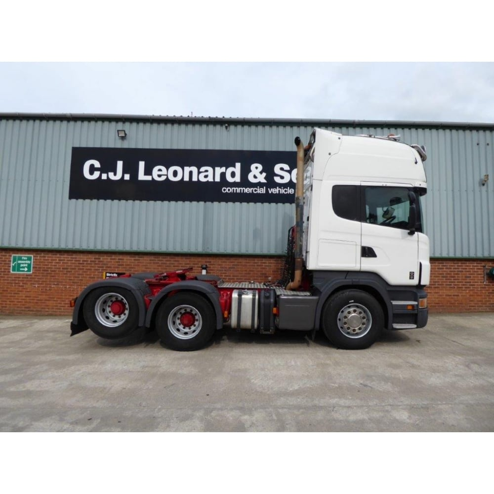 Connu SCANIA R620 V8 6x2 Griffin Spec - Commercial Vehicles from CJ  UV12