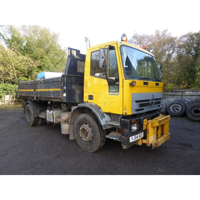 SEDDON ATKINSON 275 4x2 3 Way Tipper with Auger