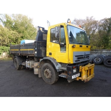 275 4x2 3 Way Tipper with Auger